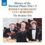 History Of The Russian Piano Trio,Vol.3