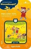 tigercard - Sternschnuppe - Singen, Lachen, Tanzen - Exklusive Zusammenstellung