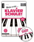 Meine erste Klavierschule inkl. Audio-CD!