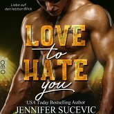 Love to Hate you (MP3-Download)
