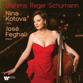 Brahms,Reger,Schumann