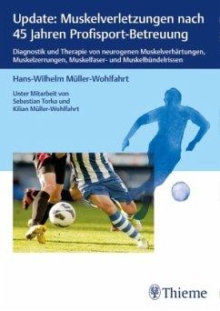 Update Muskelverletzungen nach 45 Jahren Profisport-Betreuung - Müller-Wohlfahrt, Hans-Wilhelm
