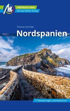 Nordspanien Reiseführer Michael Müller Verlag (eBook, ePUB) - Schröder, Thomas