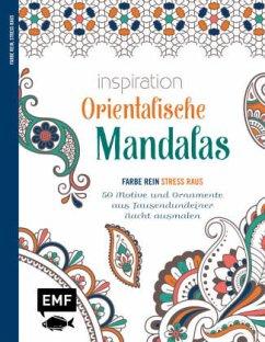 Inspiration Orientalische Mandalas (Mängelexemplar)