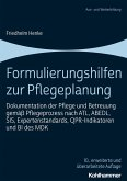 Formulierungshilfen zur Pflegeplanung (eBook, PDF)