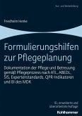 Formulierungshilfen zur Pflegeplanung (eBook, ePUB)
