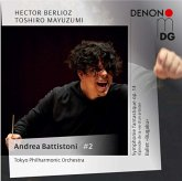 "Symphonie Fantastique Op.14 & Ballet ""Bugaku"""