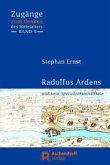 Radulfus Ardens und sein Speculum universale