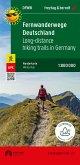 Fernwanderwege Deutschland, Weitwanderkarte 1:800.000