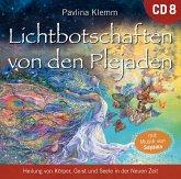 Lichtbotschaften von den Plejaden, Übungs-CD, Audio-CD