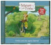 Pettersson und Findus - Findus und das eigene Fahrrad, 1 Audio-CD