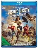 DCU Justice Society: World War II
