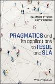 Pragmatics and its Applications to TESOL and SLA (eBook, ePUB)