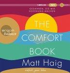 The Comfort Book - Gedanken, die mir Hoffnung machen, 1 MP3-CD