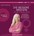 Die bessere Medizin für Frauen, 1 MP3-CD