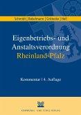 Eigenbetriebs- und Anstaltsverordnung Rheinland-Pfalz