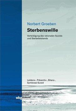 Sterbenswille - Groeben, Norbert