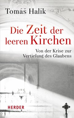 Die Zeit der leeren Kirchen (eBook, PDF) - Halík, Tomás