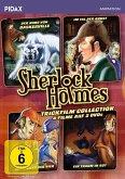 Sherlock Holmes Trickfilm Collection