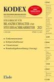 KODEX Steuerrecht für Bilanzbuchhalter und Steuersachbearbeiter 2021