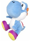 Nintendo Yoshi, Plüschfigur, blau, 17cm