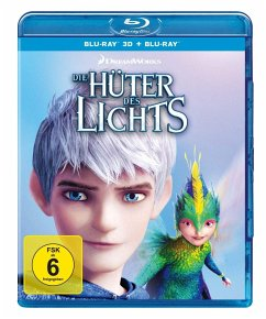 Die Hüter des Lichts 3D (Blu-ray 3D+Blu-ray) - Keine Informationen