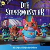 Folge 4: Glorb das Mampfmonster (Das Original-Hörspiel zur TV-Serie) (MP3-Download)