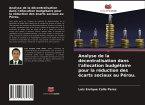 Analyse de la décentralisation dans l'allocation budgétaire pour la réduction des écarts sociaux au Pérou.