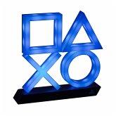 Playstation 5 Icons Leuchte XL (weiss/blau)