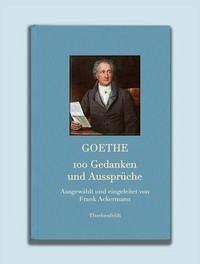 Goethe - Ackermann, Franz