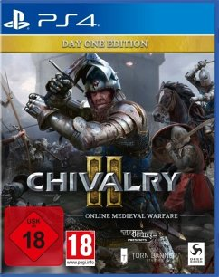 Chivalry 2 Day One Edition (PlayStation 4)