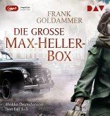 Die große Max-Heller-Box, 5 Audio-CD, 5 MP3