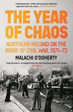The Year of Chaos (eBook, ePUB) - O'Doherty, Malachi