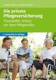 Die private Pflegeversicherung (eBook, ePUB)