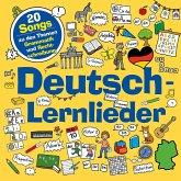 Deutsch-Lernlieder, 1 Audio-CD