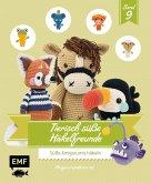 Tierisch süße Häkelfreunde 9 (eBook, ePUB)