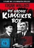 Edgar Wallace Die große Klassikerbox, 1 DVD