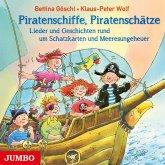 Piratenschiffe, Piratenschätze (MP3-Download)