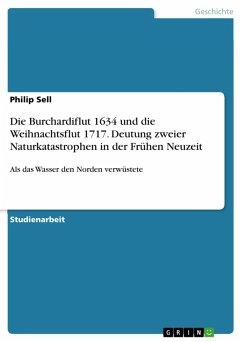 Die Burchardiflut 1634 und die Weihnachtsflut 1717. Deutung zweier Naturkatastrophen in der Frühen Neuzeit (eBook, PDF)