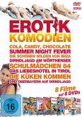 Erotikkomödien - 8 Filme auf 8 DVDs