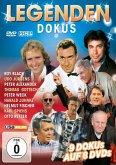 Legenden Dokus - 9 Dokus auf 8 DVDs