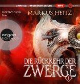 Die Rückkehr der Zwerge 1 / Die Zwerge Bd.6 (3 MP3-CDs)