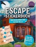 Escape-Stickerbuch Das Geheimnis der alten Villa