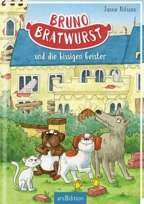 Buch-Reihe Bruno Bratwurst