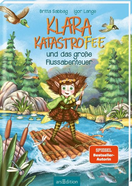 Buch-Reihe Klara Katastrofee