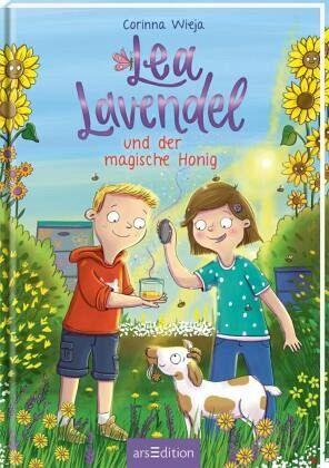 Buch-Reihe Lea Lavendel