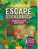 Escape-Stickerbuch Verschollen im Dschungel