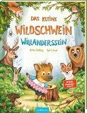 Das kleine Wildschwein Willanderssein
