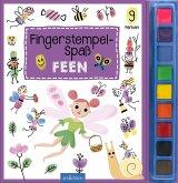 Fingerstempel-Spaß Feen