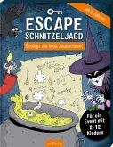 Escape-Schnitzeljagd - Besiegt die böse Zauberhexe!